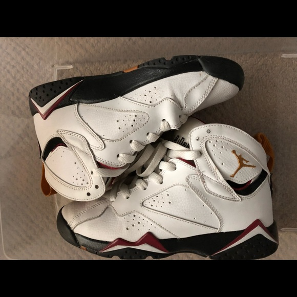 9d13048721c Air Jordan Shoes | Cardinal 7s Size 4 | Poshmark